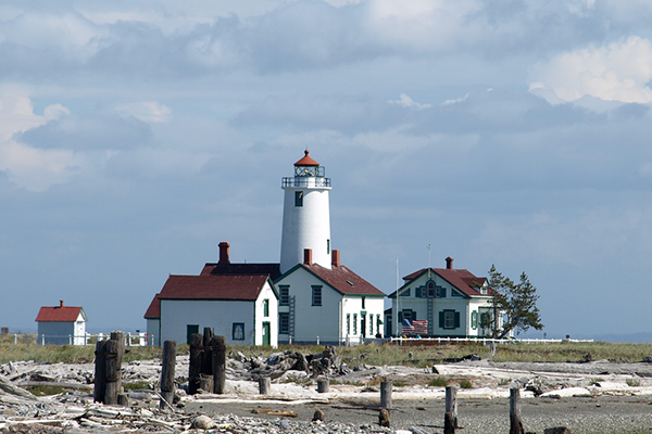 Lighthouse in Sequim